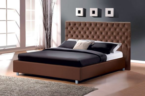"""Bed Rihanna Soft beds Modern buy inexpensive with delivery in the store """"Whole Hata"""" • Features, photos, description."""